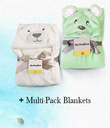 Multi-Pack Blankets