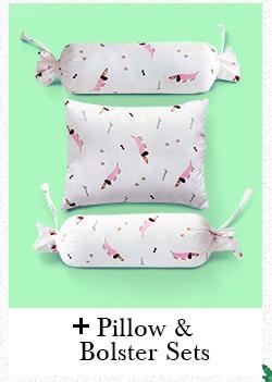 Pillow & Bolster Sets