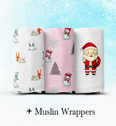 Muslin Wrappers