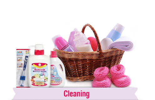 Cleaning - Farlin Cleaning Liquids & more