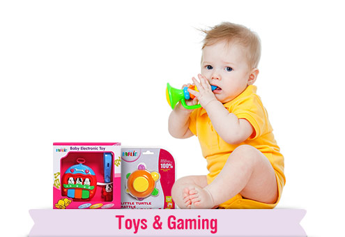 Farlin Toys & Gaming Products