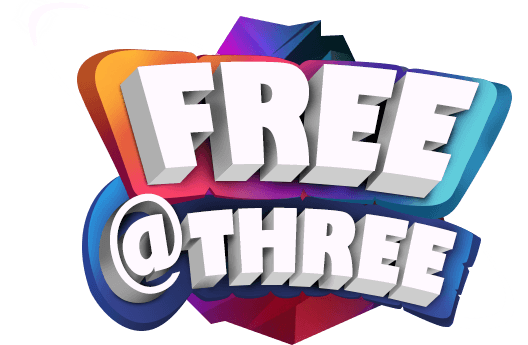 Free at Three