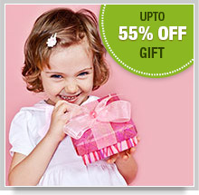 Upto 55% Off on Gifts