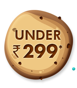 Under Rs. 299*