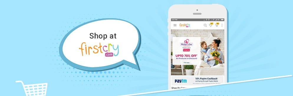 Shop at Firstcry