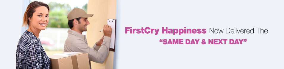 Same Day & Next Day Delivery at FirstCry.com