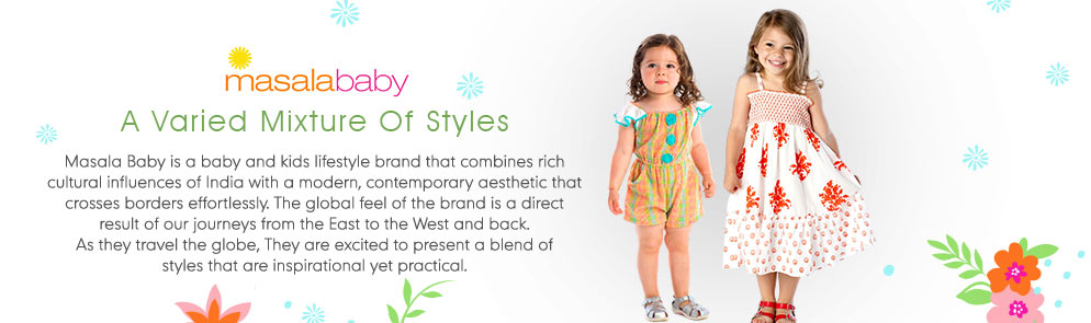e9efdbebc Buy Masala Baby Frocks and Dresses Online in India at FirstCry.com