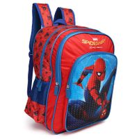Marvel Spider Man Homecoming Swing School Bag Red - Height 18 inches