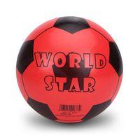 Simba Vinyl Play Ball World Star Print - 9 Inches