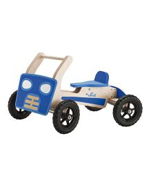 Sevi Wooden Quad Ride On - Blue