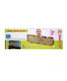 Babe Comfort Baby Safety Guard - Multicolor