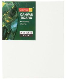 Camel Canvas Board - White
