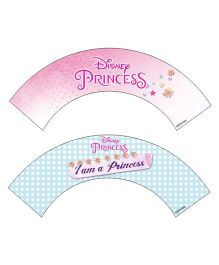 Disney Princess Cupcake Wrappers - Pack of 10