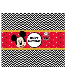 Disney Mickey Mouse Chocolate Wrappers - Pack of 10