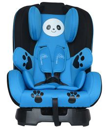 R for Rabbit Jolly Panda The Convertible Car Seat - Blue