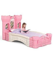 Step2 - Princess Palace Twin Bed