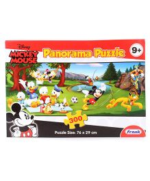 Frank Disney Mickey Mouse Panorama Puzzles - 300 Pieces