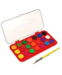 Melissa And Doug Deluxe Watercolor Paint Set - 21 Colors