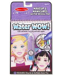Melissa And Doug Water Wow - Purple
