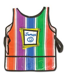 Melissa And Doug Artists Smock - Multicolor