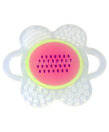 Mombella Watermelon Design Teething Toy - Pink