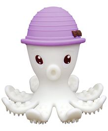 Mombella Octopus Teether Toy - Lilac