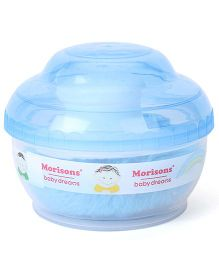 Morisons Baby Dreams Premium Powder Puff - Blue