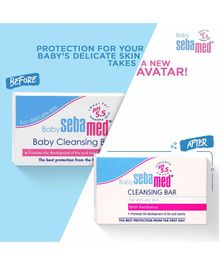 Sebamed Baby Cleansing Bar - 150 gm