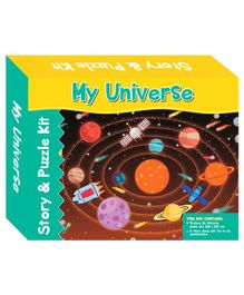 Art Factory My Universe Story Puzzle - 96 Pieces