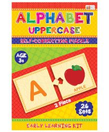 Art Factory Alphabet Uppercase Puzzle - 26 Sets