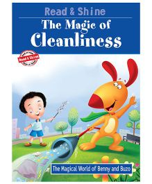 Pegasus The Magic of Cleanliness Book - English
