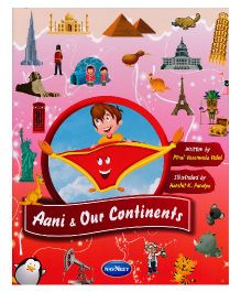Navneet Aani And Our Continents English - 32 Pages