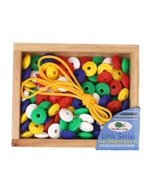 Little Genius Creative Beading Set - Multicolour