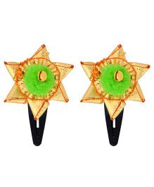 Miss Diva Traditional Star Gotta Tic Tac Set - Green