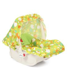 1st Step 5 In 1 Cozy Carrycot Cum Rocker - Green