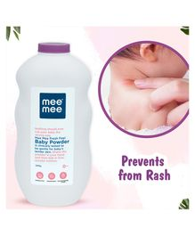 Mee Mee Fresh Feel Baby Powder - 500 gm