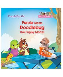 Purple Meets Doodlebug The Puppy - English