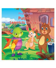 Purple Learn To Use Less Book - English