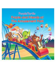 Purple And Friends At The Amusement Park - English