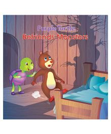Be Friends Monster Story Book- English