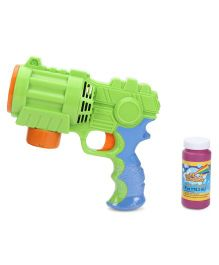 Comdaq Extreme Bubble Blaster With Fuel - Green