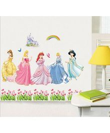 Syga Angel Wall Sticker - Multicolor