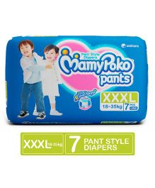 MamyPoko Pant Style Diapers XXX Large - 7 Pieces
