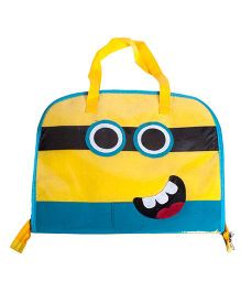 Li'll Pumpkins Minion Drawing Bags - Yellow