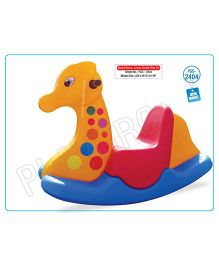 Playgro Toys Jumbo Giraffe Rocker With Handle - Multicolor PGS-2404 (color may vary)