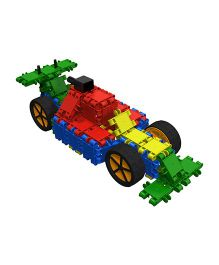 Clics Nitro2 in 1 Construction Set - Multi Color