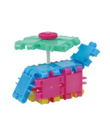 Clics Building Blocks Set Multicolor - 22 Pieces