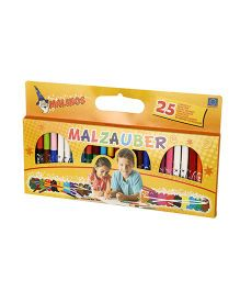 Malino Malinos Malzauber Color Pens - 25 Pieces