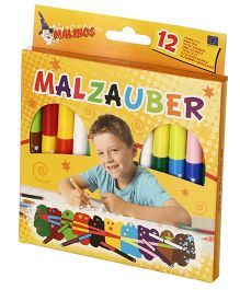 Malino Magic Pens - 12 Pieces