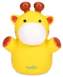 Nuvita Giraffe Night Light Large - Yellow